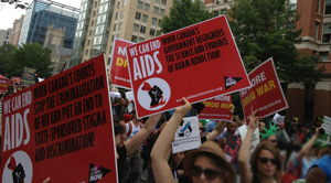 AIDS Action Now