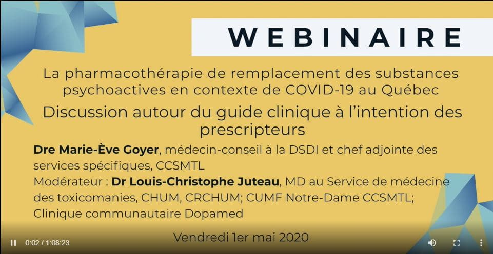 Screen shot - Webinaire 1er mai 2020