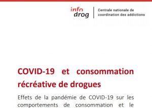 COVID-19 et consommation récréative de drogues
